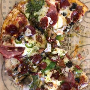 グアム、DIYでピザ作り、パイオロジー