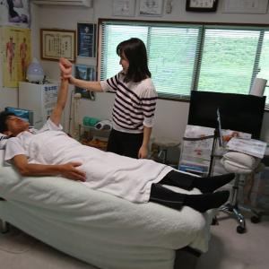 第44期整体教室(骨盤矯正コース)の様子 坂戸整体院ランラン