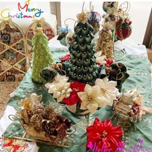 クリスマスコーナーを一新!