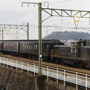 DE10PP 50系団体列車