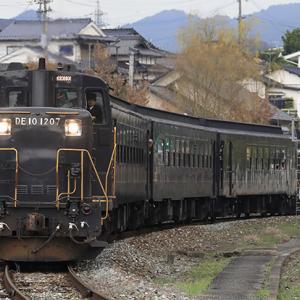 ラウンドトレインを、後藤寺線で、、