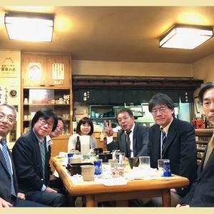 道新さんと,  釧路サンドウィッチ会…