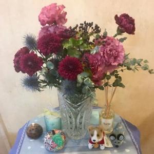 自分のためにお花を買うっていいな〜