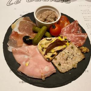 シャンパーニュ出身シェフののフランス料理のお店