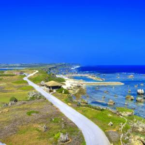 祝!梅雨明け!! 夏全開の宮古島の海のHDR写真とさきの新しいスマホとは・・・