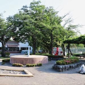 清水公園 静寂のプール