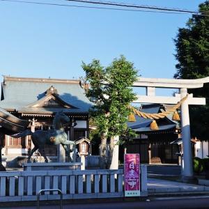 古街道沿 駒形神社
