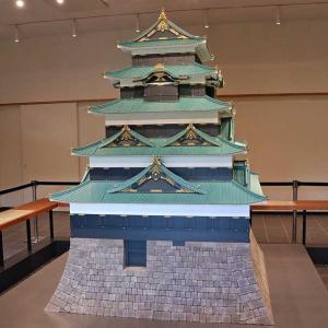 江戸城 天守模型