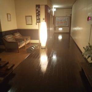 2019年11月 大湯温泉 友家ホテル 再訪10回目 お風呂