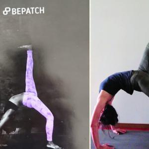 BEPATCHのレギンス