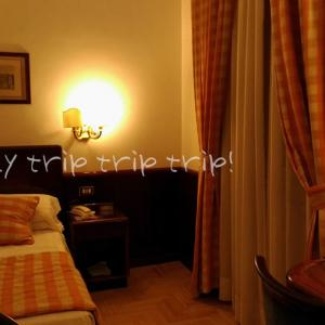 ナポリ旅行記2019(4)テルミニ駅から徒歩数分の便利なホテル「Hotel Nord Nuova Roma」