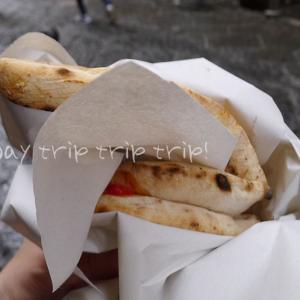 ナポリ旅行記2019(14)ナポリピザの名店「Di Matteo」でテイクアウトピザを堪能♪☆☆