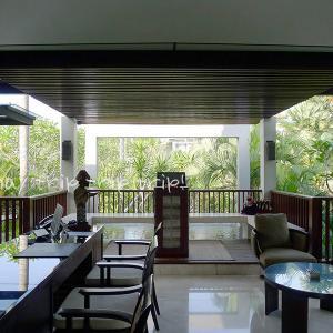バリ島旅行記2019(7)モンキーフォレスト徒歩3分のブティックホテル「Royal Kamuela Villas & Suites」(前編)