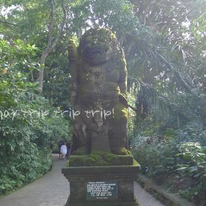 バリ島旅行記2019(11)ドキドキ♪「モンキー・フォレスト」再訪
