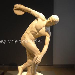 イタリア旅行記2018(41)見応えありすぎ!「ローマ国立博物館(マッシモ宮)」(前)