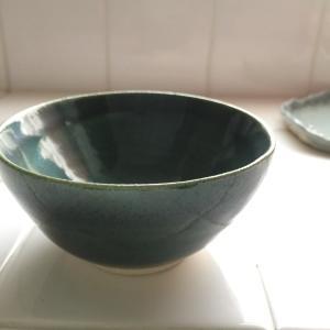 佐渡の陶芸作品。