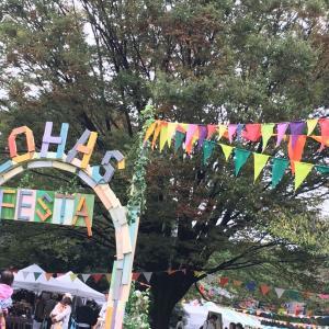 だいぶ前ですが、ロハス東京行ってきました!
