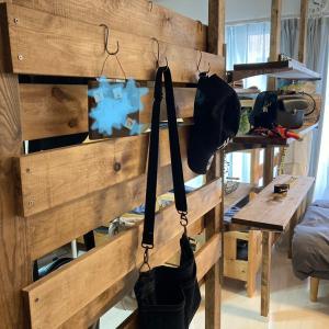 子供部屋DIY!やっとアップします!長女側編