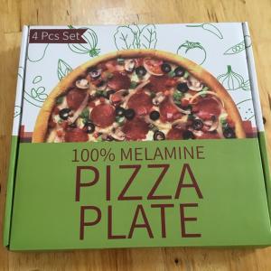 ニコアンドで購入した、ピザ?え!何??