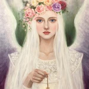目醒めの天使  bijo展 そしてパリ!?
