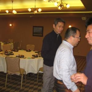 佐賀大学理工学部88T機械系学科同窓会開催 一次会