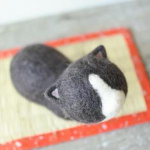 耳がついて猫らしく
