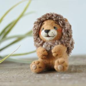 ライオン完成
