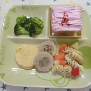 誕生日の夕食♪