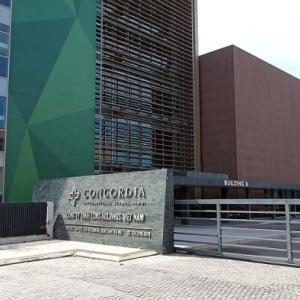 「Concordia International School Hanoi」ハイスクール向け新校舎が完成しています