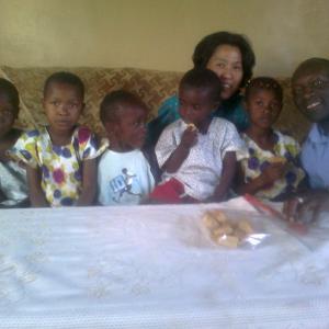 孤児支援!2014