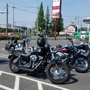 HANABI ツーリング~東近江・池田牧場