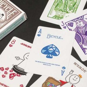 大富豪、大貧民というトランプゲームを思い出しました。