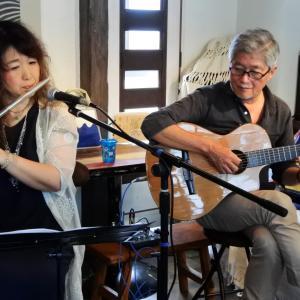 Swing Chair & Hemp Cafe with 木村 純 #2