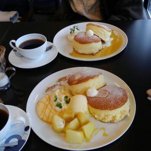 待望のオープン『グランカフェF 松江 黒田店』で 美味しい打合せ✨