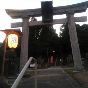 夏越の大祓 春日神社におまいり。