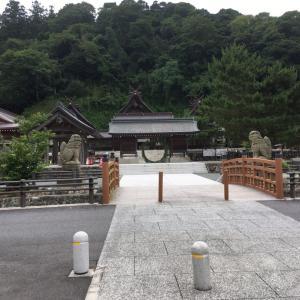 夏越の祓 佐太神社と 安来ランチにふられた話(笑)
