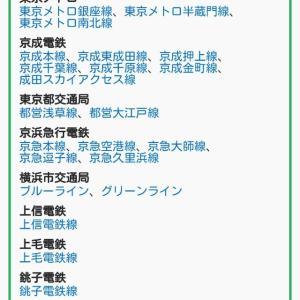 台風19号襲来の朝に!!