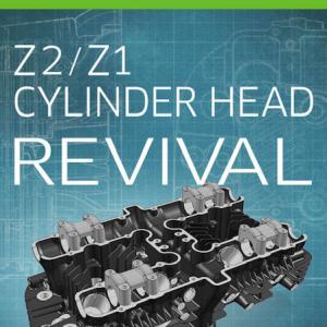 びっくりニュース!! カワサキからZ1系のシリンダーヘッドが再販売されるとの事!