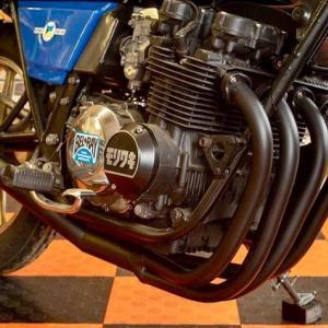 Z400FX用 モリワキ復刻手曲げショート管 撮影開封品をヤフオクへ出品しました!