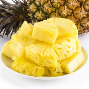 【ダイエット食材】捨てないで!パイナップル芯は実より栄養が豊富