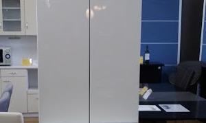 Pamouna スリム2枚扉食器棚 ありますよ!