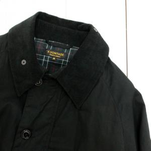 A VONTADE (アボンタージ) British Field Jacket