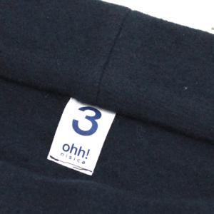 ohh!nisica (オオニシカ) スモックシャツ