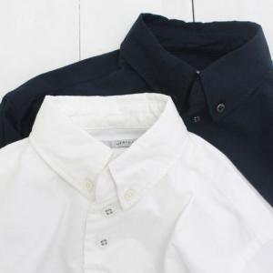 nisica (ニシカ) ボタンダウンシャツ OX