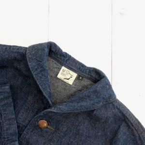 orslow(オアスロウ)US NAVY SHAWL COLLAR JACKET