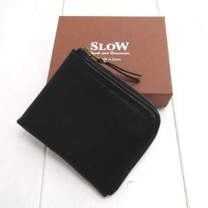 SLOW(スロウ) smart short wallet / bono (SO631F)