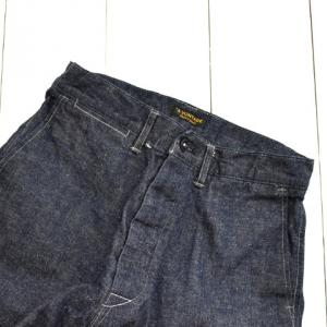 AVONTADE PW DenimTrousers -11.5oz Selvedge Denim