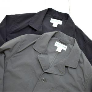 SASSAFRAS (ササフラス) SPRAYER JACKET NYLON OXFORD