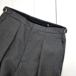 KAPTAIN SUNSHINE (キャプテンサンシャイン) Wide Trousers