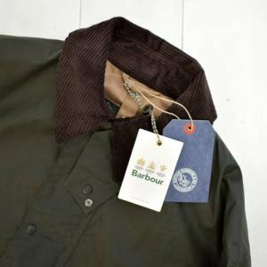 Kaptain Sunshine × Barbour Big Transporter